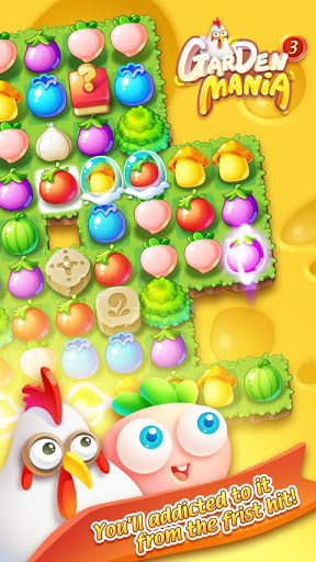 Garden Mania 3 - Happy Easter