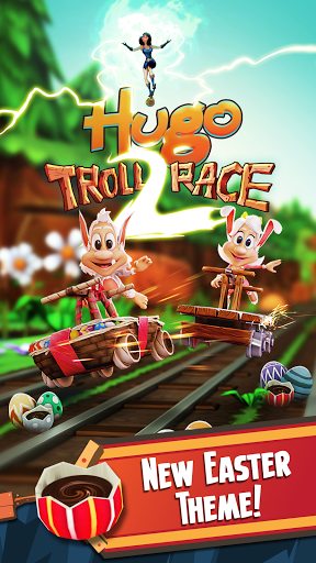 Hugo Troll Race 2.