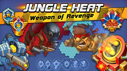 Jungle Heat: Weapon of Revenge