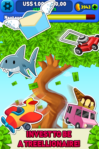 Money Tree - Free Clicker Game