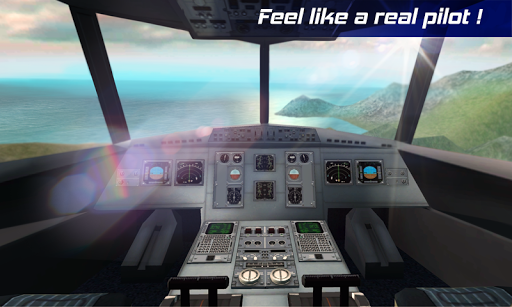 Real Pilot Flight Simulator 3D