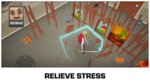 Smash the School - Stress Fix!