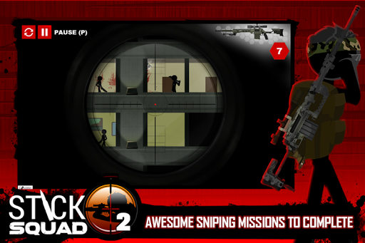 Stick Squad 2 - Shooting Elite