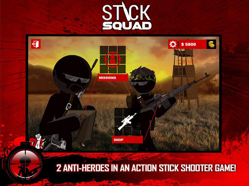 Stick Squad - Sniper Contracts