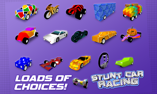 Stunt Car Racing - Multiplayer