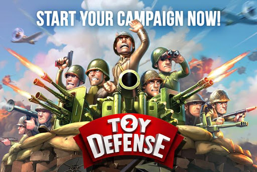 Toy Defense 2 — TD Battles