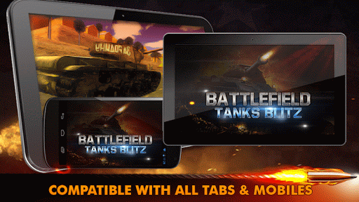 Battlefield Tanks Blitz