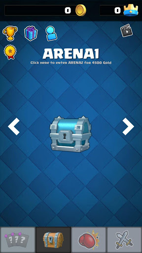 Clash Royale Chest Simulator