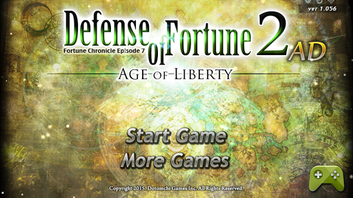 Defense of Fortune 2 AD