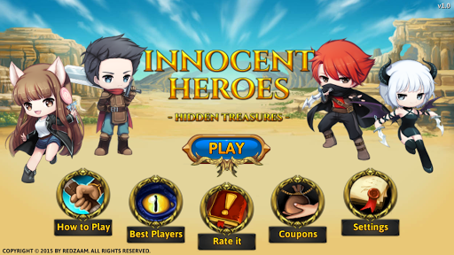 Innocent Heroes RPG