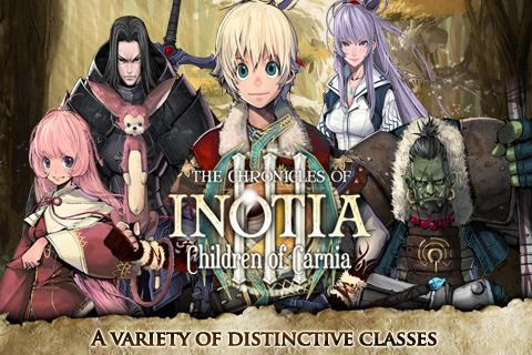 Inotia3: Children of Carnia
