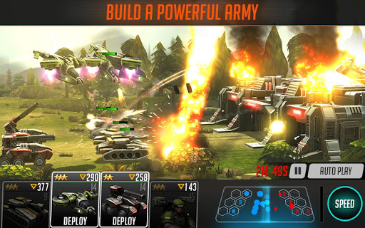 League of War: Mercenaries Apk v7.4.56 Моd