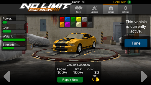 No Limit Drag Racing
