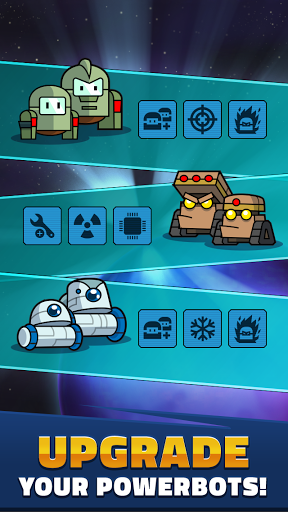 Powerbots by Kizi