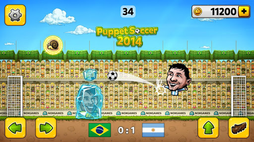 Puppet Soccer 2014 - Football