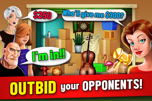 Bid Wars – Storage Auctions v2.1.1 (Apk Mod Cash/Gold Bars/Power Ups)