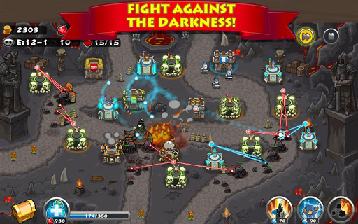 Download Gratis Horde Defense v1.5.9 Apk Mod Money Apk