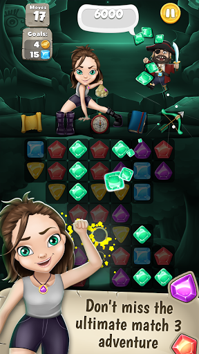 Jewel Mystery Deluxe Match 3