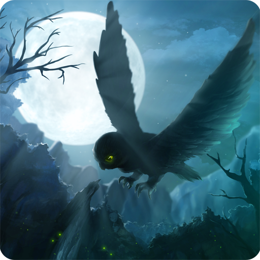 Owl's Midnight Journey