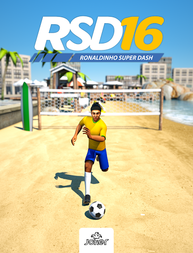 Ronaldinho Super Dash 2016
