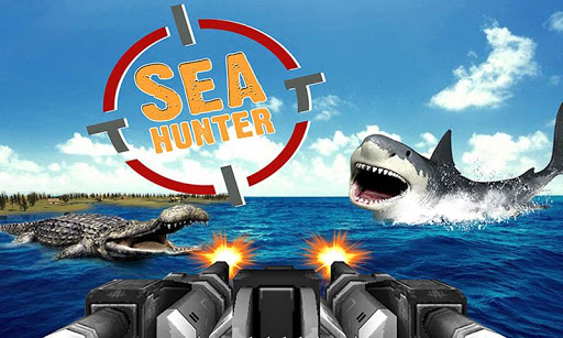 Sea Monster Shooting Strike 3D
