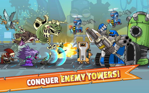 Tower Conquest