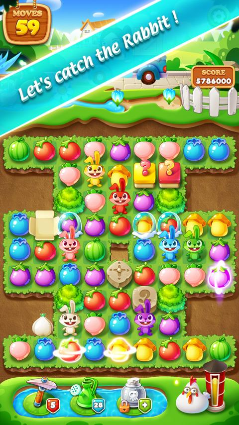 Garden Mania 3 - Catch Rabbits1