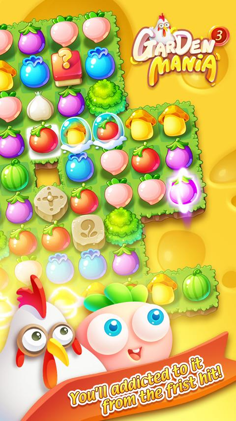 Garden Mania 3 - Catch Rabbits2