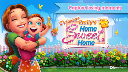 Gratis Delicious Emilys Home Sweet… v50.124 Моd Apk (Unlocked) Apk