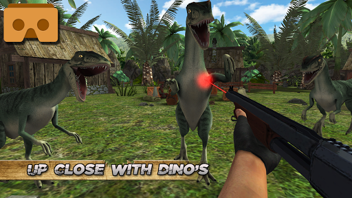 Jurassic Hunter Primal VR & TV