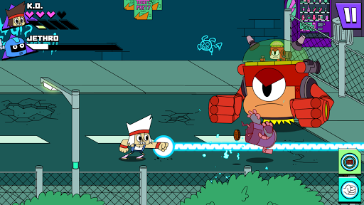 OK K.O.! Lakewood Plaza Turbo