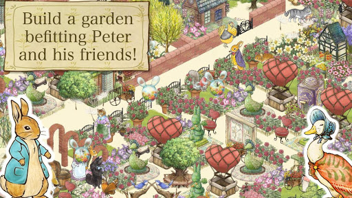 Peter Rabbit's Garden