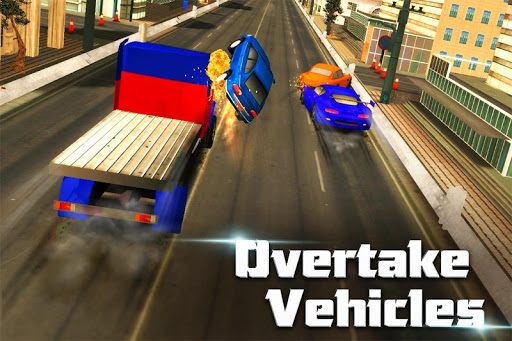 Racing Game : Truck Racer
