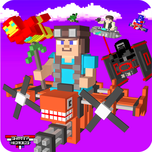 Shooty Sky Hero- Arcade Flight