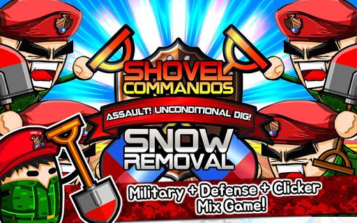 Shovel commandos 2 clicker !