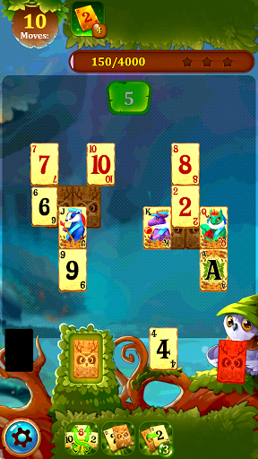 Solitaire Dream Forest: Cards