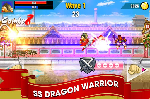 SS Dragon Warrior Fight Storm