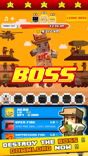 Tap Zombies - Hero Idle Titans