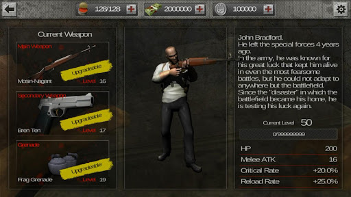 The Zombie: Gundead