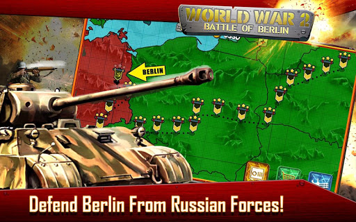 World War 2: Battle of Berlin