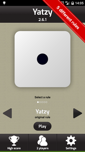 Yatzy (No ads)
