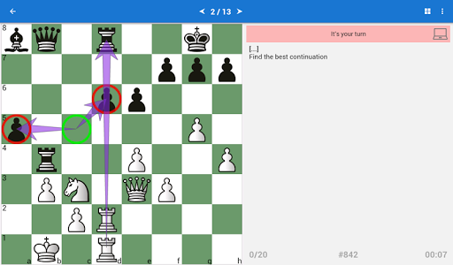 Chess Middlegame II