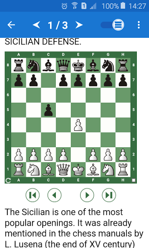 Chess Tactics in Sicilian Def