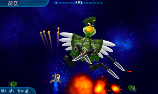Chicken Invaders 5 HD (Tablet)
