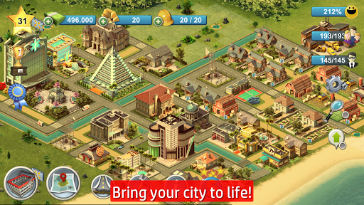 City Island 4: Sim Tycoon (HD)