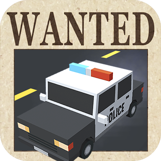 Crazy Racing: Cops Smasher
