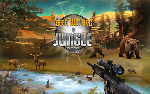 Deer Hunting in Jungle 2016