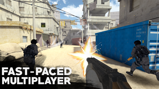 IRONFACE - Multiplayer Shooter