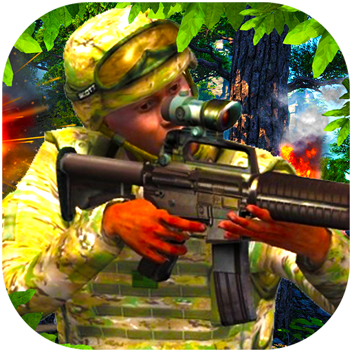 Jungle commando 3D Assassin