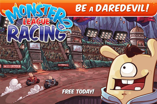 Monster League Racing